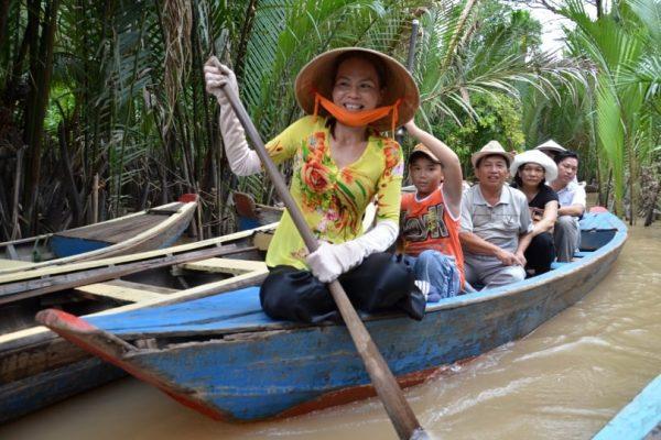 Vietnam Sehenswürdigkeiten Mekong Delta Vietnam Sehenswürdigkeiten