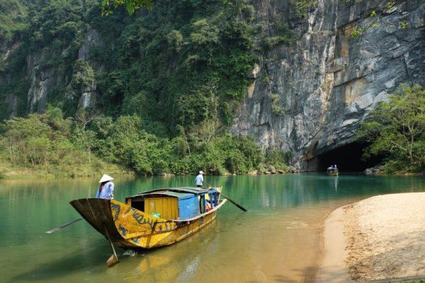 Phong Nha Höhle in Quang Binh