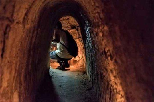 Cu-Chi-Tunnel