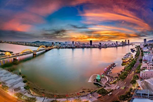 Danang Stadt