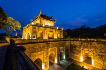 Zitadelle in Hanoi