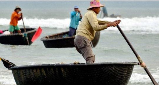 Hoi-An-Fischfang