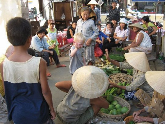 Hoi-An-Markt