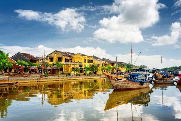 Vietnam Rundreise - Hoi An