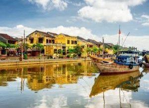 Hoi An, Thu Bon Fluss