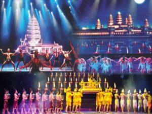 Kambodscha Angkor Dynasty Show 1 e1595009004704