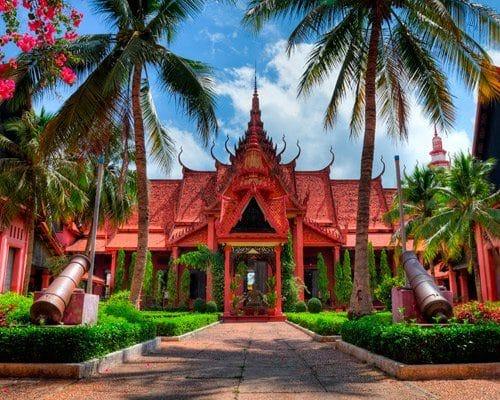 Kambodscha National Museum