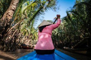 Vietnam Mekomg Delta