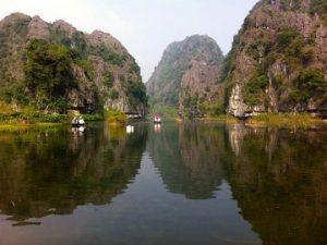 Trockene Halong Bucht-Ninh Binh