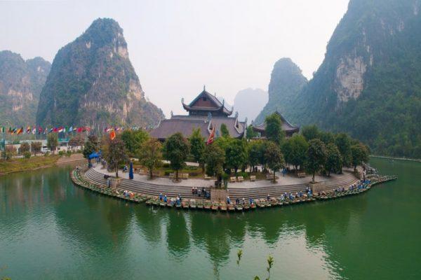 Ninh Binh- Bai Dinh Pagode