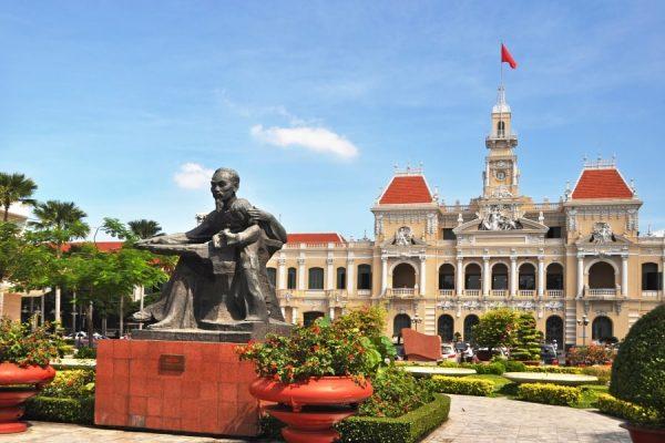 Vietnam Rundreise - Ho Chi Minh Stadt