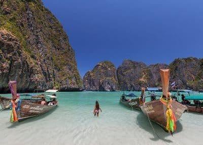 Thailand Insel Ko Phi Phi