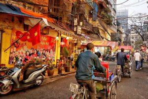 Vietnamreisen - Hanoi