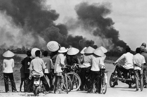 Vietnamkrieg Geschichte 1972