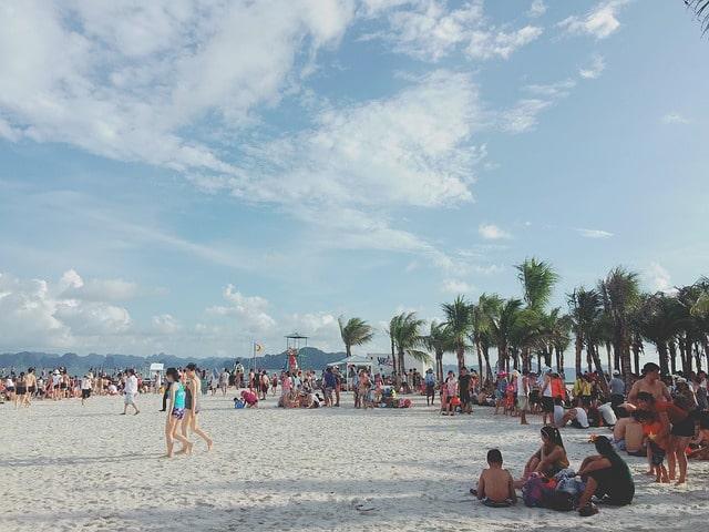 Halong Bucht Bai Chay