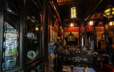 Hoi An Altes Tan Ky Haus