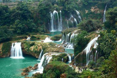 Siber Wasserfall