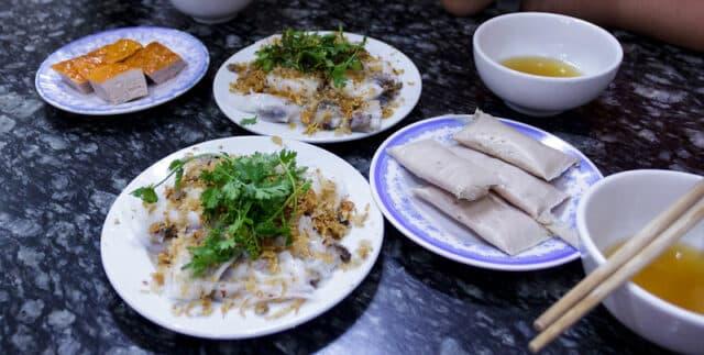 Banh Cuon Thanh Tri - Hanoi