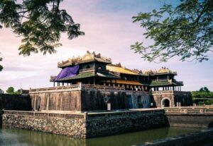 Geschichte Vietnam - Hue Alte Kaiserstadt