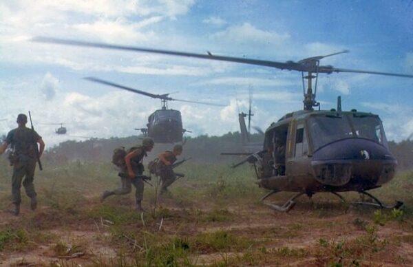 Vietnamkrieg Geschichte
