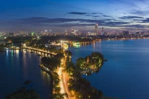 West See in Hanoi
