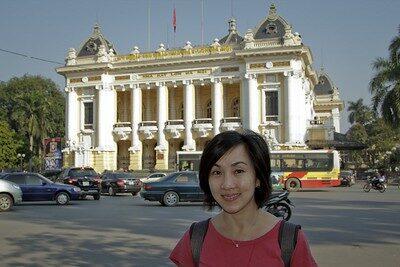 Hanoi Opera Haus