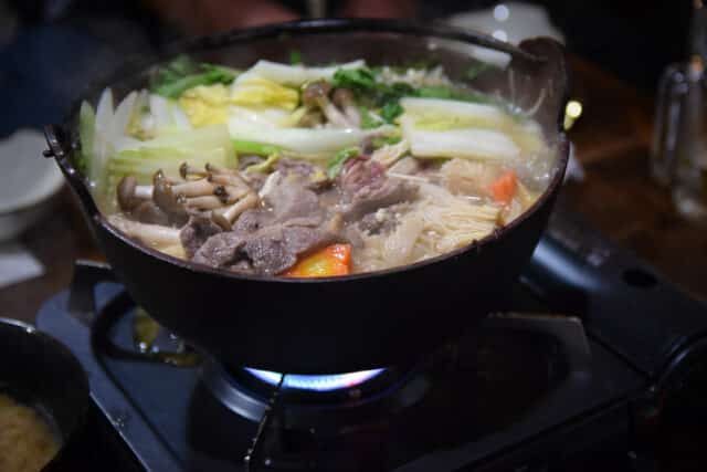 Hot Pot - Lau Thap Cam - Vietnamesischer Feuertopf