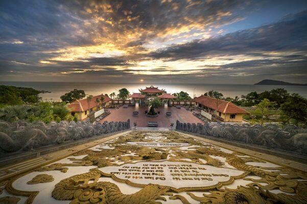Truc Lam Zen Kloster - Ho Quoc Pagode