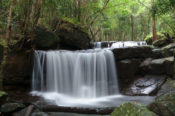 Phu Quoc Sehenswürdigkeiten -Suoi Tranh Wasserfall