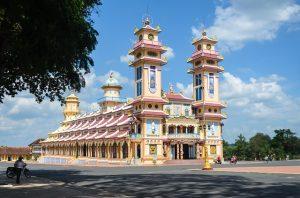 Saigon-Cao-Dai-Tempel