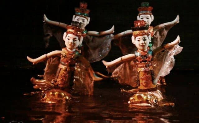 Thang-Long-Wasserpuppentheater