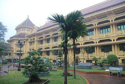 Geschichtsmuseum Hanoi Hauptstadt