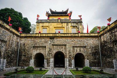 Zitadelle-Thang-Long-Hanoi