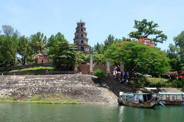 Thien-Mu-Pagode mit Phước Duyên Turm