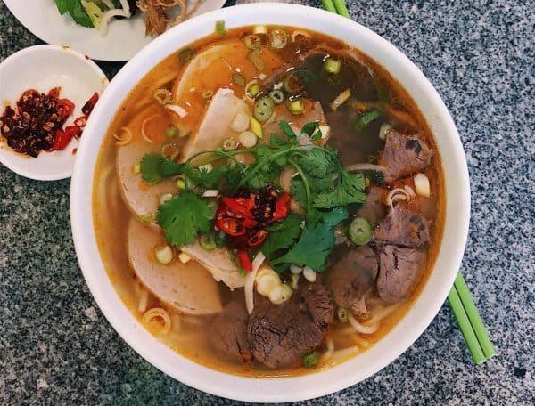 Bun Bo Hue Essen