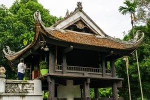 Einsäule Pagode in Hanoi