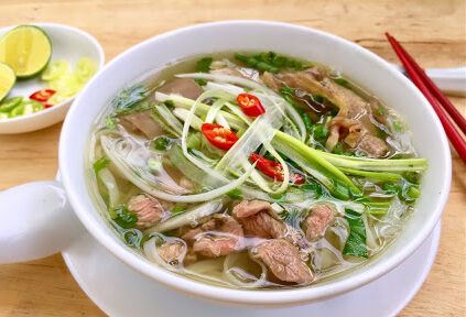 Pho Reisnudel Hanoi