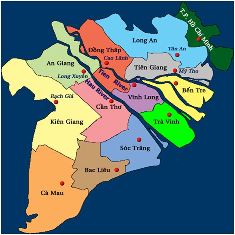 mekong-delta-karte