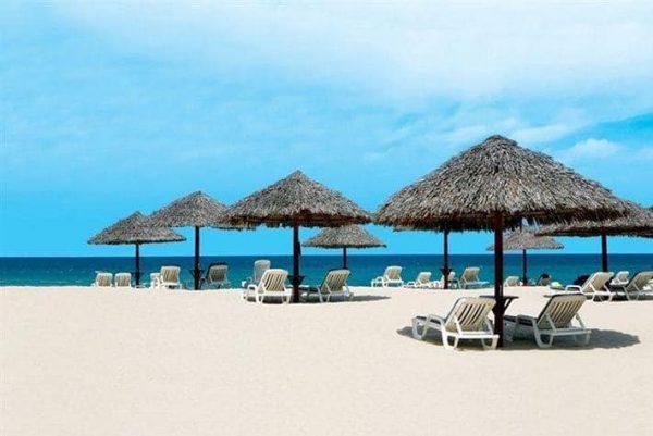 non nuoc beach danang strand
