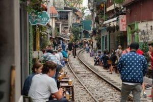 train-street-hanoi