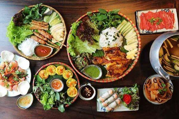 Vietnamesische Esskunst