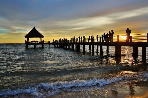 Kambodscha Independence beach