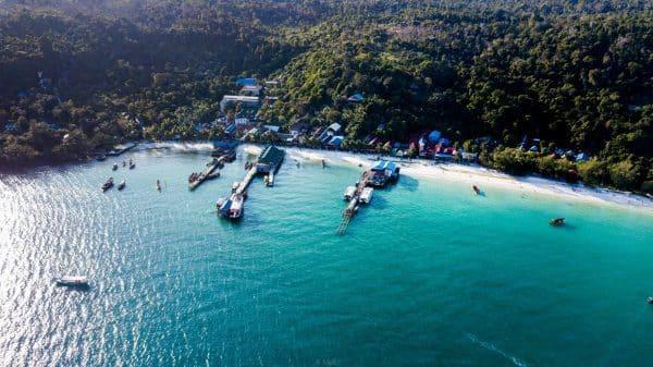 Kambodscha Koh Rong Insel