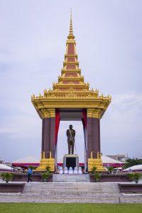 Sihanouk-Denkmal Norodom