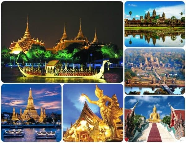 Kambodscha Tourismus