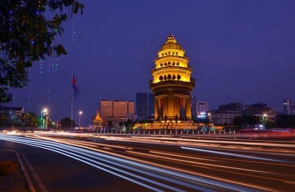 kambodscha phnom penh