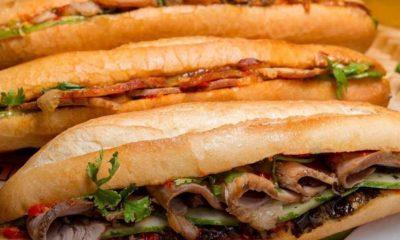Banh Mi Hoi An - belegtes Sandwich
