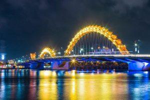 Drachenbrücke Da Nang