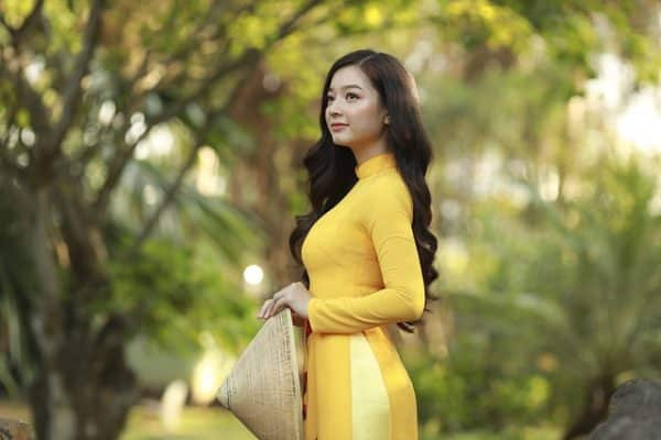Vietnam-Kleidung-Frauen-Verhaltensregel