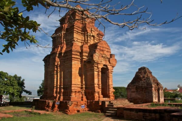 Cham Po Nagar Tempel in Nha Trang